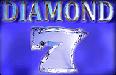 Блеск бриллиантов в Diamond 7 от игрового зала Вулкан