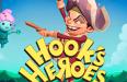 Онлайн-автомат от казино Вулкан Удачи Hook's Heroes – играть онлайн