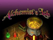 Alchemist's Lab: игровой автомат с красочным интерфейсом в онлайн-казино
